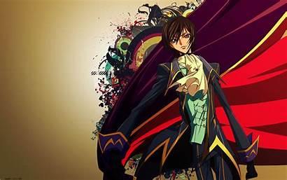 Lelouch Geass Code Lamperouge Anime Wallpapers Rebellion