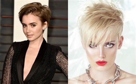 modne fryzury na krotkie wlosy   roku zdjecia pomysly trendy