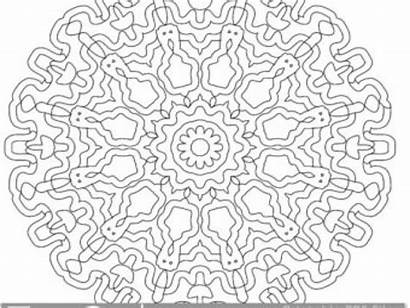 Coloring Pages Printable Gel Pen Adults Pens