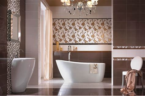 Tile Designs Bathroom by 30 Great Pictures And Ideas Of Neutral Bathroom Tile