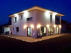 éclairage Escalier Extérieur : eclairage terrasse bois exterieur diverses ~ Premium-room.com Idées de Décoration