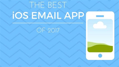 best iphone email app the best iphone email app of 2017 macinfo