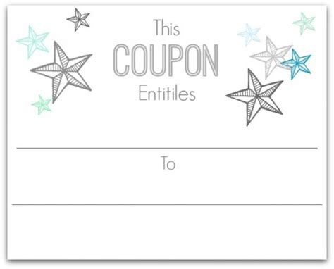 07043 Make Your Own Coupons Free by 28 Images Of Make Your Own Coupon Template Leseriail