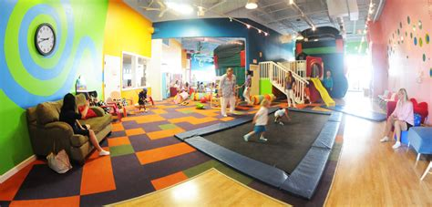 Cool Beans Indoor Playground & Cafe  South Florida Finds