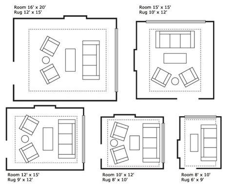 standard area rug sizes   home pinterest
