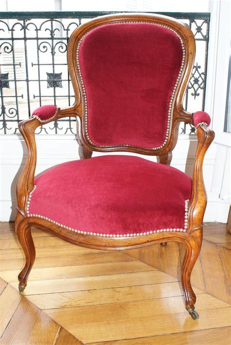 fauteuil style louis philippe l atelier de laurence