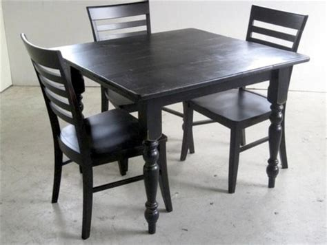 small square kitchen table farmhouse dining tables