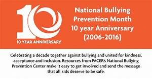 National Bullying Prevention Center National Bullying