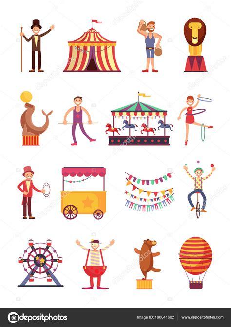 Motivos relacionados con la fiesta de abril de andalucía para colorear en línea con el ordenador. Fotos: colecciones de   Carnaval y circo dibujos animados divertidos personajes. Colección de ...