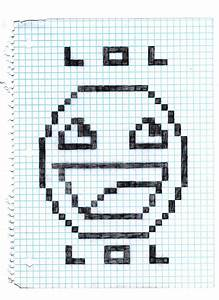 16 Best Photos of Cool Graph Paper Designs - Cool Drawings ...