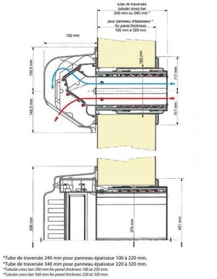 soupape de d ompression chambre froide valve 2260