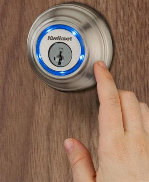 iphone door lock unikey powered kevo aims to make apple s iphone the