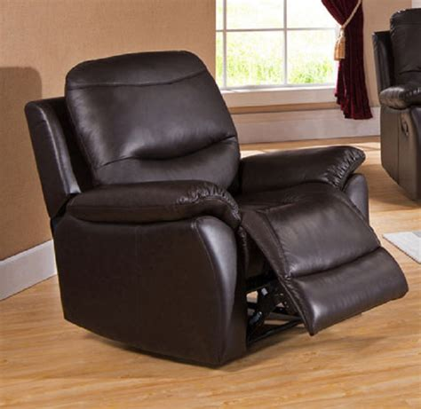 grain leather recliner pisa top grain leather recliner