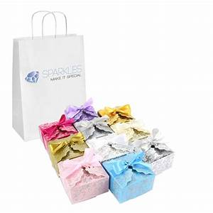 50 large ribbon wedding favor gift boxes baby shower candy With wedding favor gift boxes