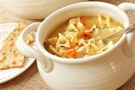 homade chicken noodle soup quick homemade chicken noodle soup the cooking mom