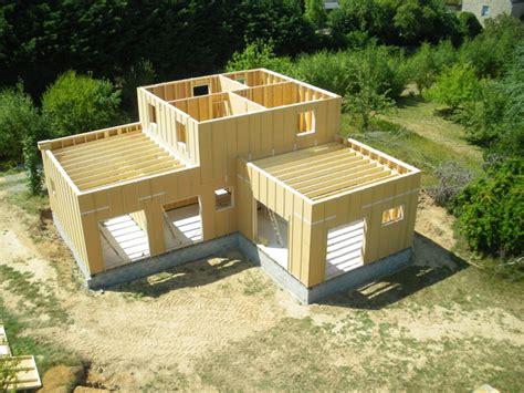 chambre avec picardie kit maison ossature bois pas cher boismaison