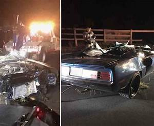 Photos: Kevin Hart Involved in Major Car Accident ...