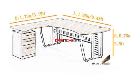 dimension bureau standard bureau bureau dimensions bureau bureau tiroir de