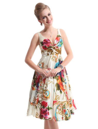 Aesthetic Official | Ever Pretty Double V-neck Back To School Party Dress 03381 HE03381ZS18 ...