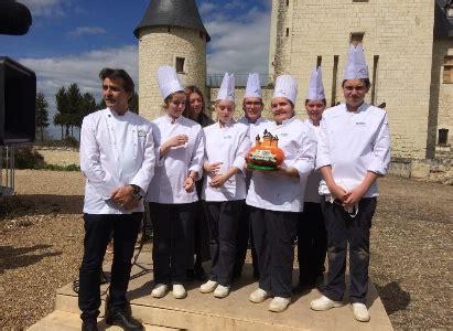 Hotellerie Concours De Cuisine Lycée Le Lycée Albert Bayet De Tours Vainqueur Du Concours