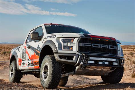 2017 Ford F150 Raptor To Go Desert Racing