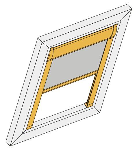 fakro dachfenster rollo fakro rollo mit schienen f 252 r dachfenster bei sonne direkt de