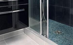 Pose D Une Douche À L Italienne : installer un receveur de douche poser un receveur de douche douche comment installer un ~ Melissatoandfro.com Idées de Décoration