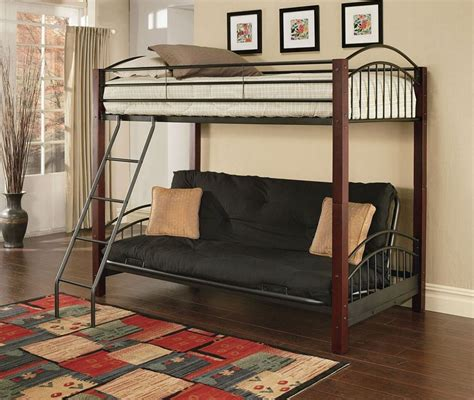 loft bed with futon bunk bed with amazing functions that you can use