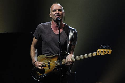 Sting To Release First New Album In A Decade
