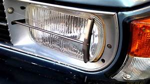 Saab 99 1981 Headlamp Wipers