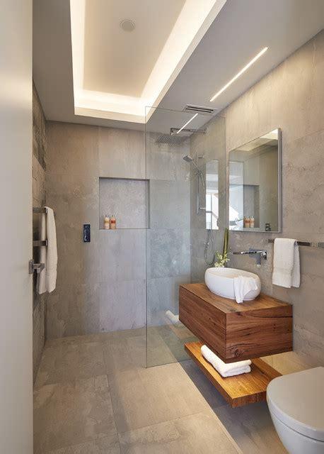 Bathroom Floor Tiles Melbourne by Melbourne Apartment Contemporary Bathroom Melbourne