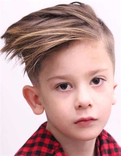 popular 10 years old boys haircuts for 2017 2018