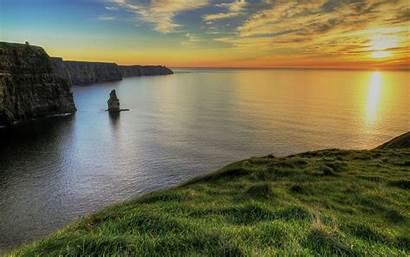 Backgrounds Irish Ireland Wallpapers Cliffs Moher Desktop