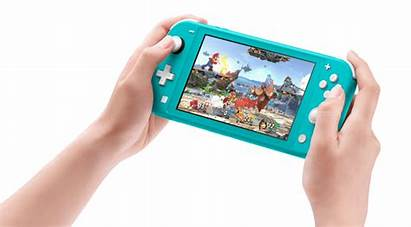 Switch Nintendo Lite Ufficiale Smartworld Non Collega