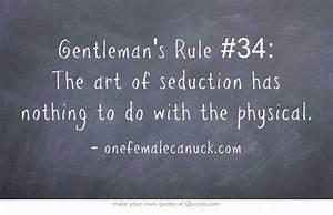quote art of seduction - Google Search   Law   Pinterest ...