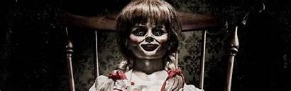 Annabelle Wallpapers Background Horror Desktop Doll Nun
