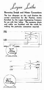 Motor And Switch Wiring Diagrams