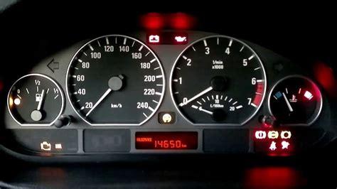 Bmw E46 Wywoływanie Check Engine Youtube