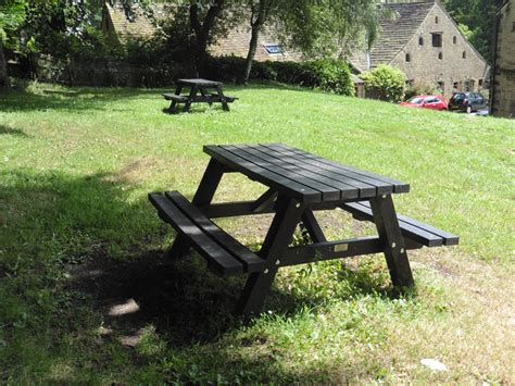 parks with picnic tables near me our denholme picnic tables in a country park british