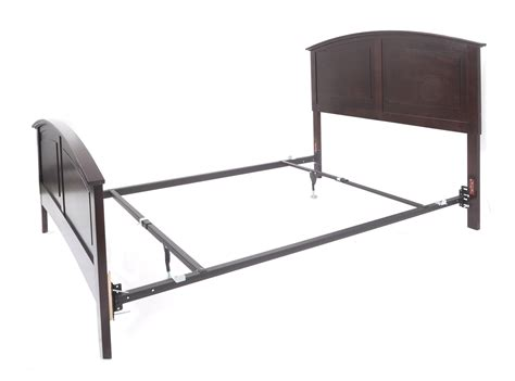 How To Attach Footboard To Metal Bed Frame Bed Frame