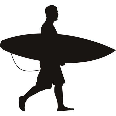 surfer wall sticker beach wall art