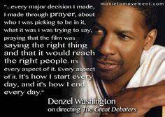 1000+ images ab... Hurricane Denzel Quotes
