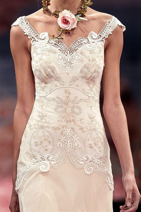 Claire Pettibone Thalia Wedding Gown Wedding Gowns