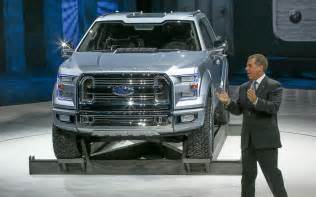 2016 Ford Concept Truck