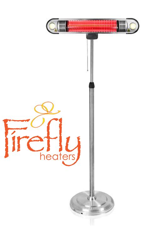 floor stand only for firefly electric patio heaters 163 29 99