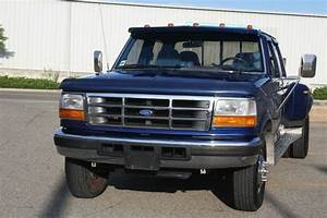 Buy Used 1997 Ford F 350 250 Crew Cab Dually Xlt 2wd 7 3 L Powerstroke Turbo Diesel In Grand