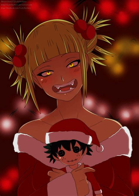 Christmas Contesttogahimiko By Ladybarberodeviantart