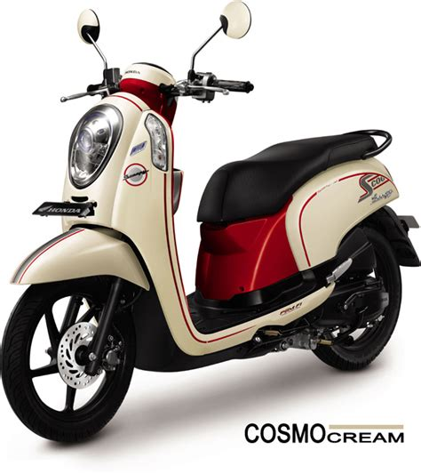 pilihan warna honda scoopy newhairstylesformen2014