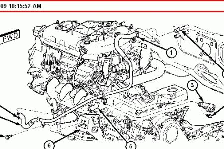 Chrysler Serpentine Belt Diagram