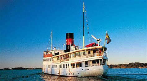 Stockholm Boat Tours by Kostenlose Bootstour Nach Vaxholm Mit Dem Stockholm Pass